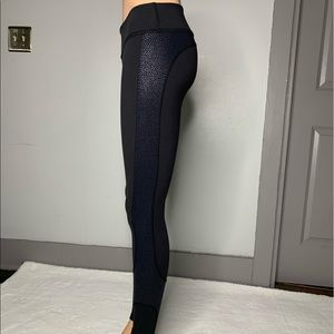 Beyond Yoga Shimmer Side Panel Leggings